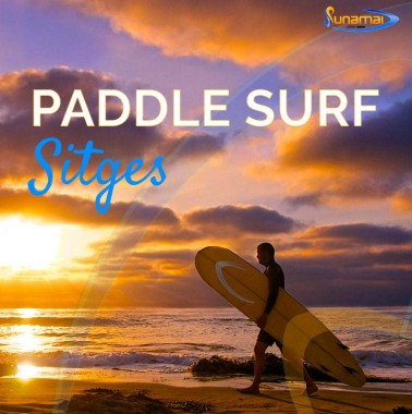 Paddle Surf Sitges