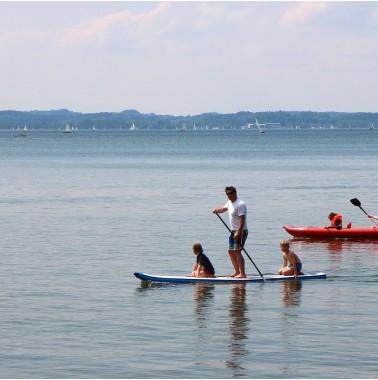 Mejor tabla paddle surf hinchable