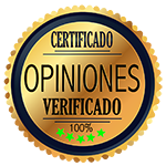 Sello opiniones verificadas